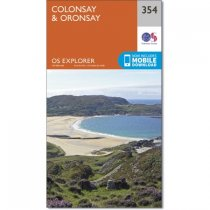 Explorer 354 Colonsay & Oronsay