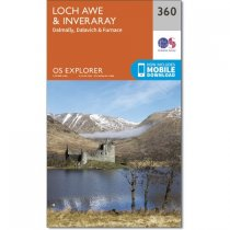 Explorer 360 Loch Awe & Inveraray