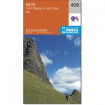 Explorer 408 Skye - Trotternish & The Storr