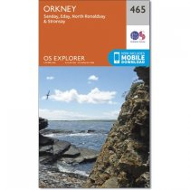 Explorer 465 Orkney - Sanday, Eday, North Ronaldsay