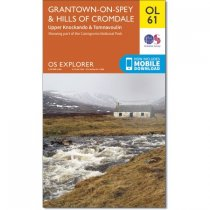 Explorer OL 61 Grantown-on-Spey & Cromdale