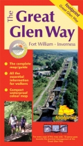 Great Glen Way Footprint Map (RPND)