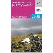 Landranger 77 Dalmellington & New Galloway