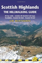 Scottish Highlands - the Hillwalking Guide: 60 Day-Walks