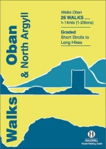 Walks Oban & North Argyll - Hallewell Pocket Walks
