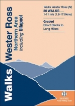 Walks Wester Ross: Northern Area - Hallewell Pocket Walks
